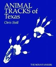 Animal Tracks of Texas-ExLibrary