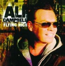Flying High by Ali Campbell (Singer) (CD, Jul-2015, Cooking Vinyl)