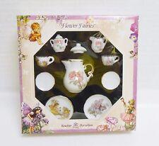 FLOWER FAIRIES Reutter Porzellan Mini Tea Set 10-Pieces Germany