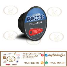 180 Capsule Caffe Borbone Miscela Nera 100% Compatibili Dolce Gusto Nescafe*