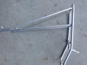 Front and rear Jim Blackburn (vintage) bicycle racks
