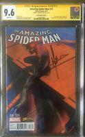 AMAZING SPIDER-MAN #15 COMICXPOSURE CGC SIGNED by JORGA MOLINA