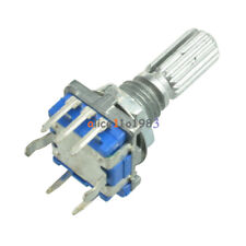 10PCS Rotary encoder with switch EC11 Audio digital potentiometer 20mm handle