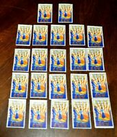"""CatalinaStamps: US Charity Stamps """"Be Thankful You Can See"""", Lot of 20, #A277"""