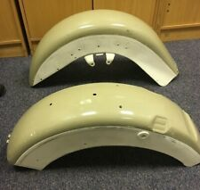 Harley Davidson 1973 Pair of Fenders Electra Glide Road King FLH ready to paint