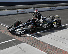ED CARPENTER 2018 INDY 500 AUTO RACING 8X10 PHOTO