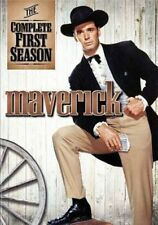 Maverick Season 1 R4 DVD The Complete First Series One James Garner