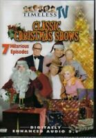 Classic Christmas Shows (DVD, Timeless TV) Usually ships within 12 hours!!!