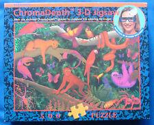 jigsaw puzzle 500 pc Chroma Depth 3D Rainforest by Chris Daniels
