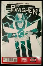 The PUNISHER #6 (2014 MARVEL NOW Comics) NM Comic Book