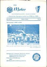 FDGB-Coppa 83/84 BSG Motor Rudi vita-FC Carl Zeiss Jena, 17.09.1983