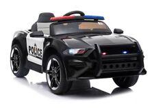 Kinderelektrofahrzeug Polizei Auto Neu Original Verpackt