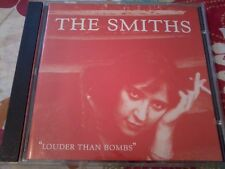 THE SMITHS Louder Than Bombs 1993 WEA CD Album POST FREE