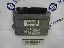 Volkswagen Polo 2003-2006 9N Engine Control Unit ECU Computer 03D906032C