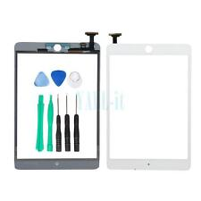 White for iPad Mini 1&2 Glass Digitizer Touch Screen A1432 A1454 A1455