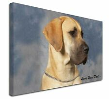 More details for great dane 'love you dad' x-large 30