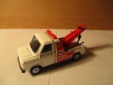 Corgi - Ford Transit Camión De Auxilio ( Hour Service )