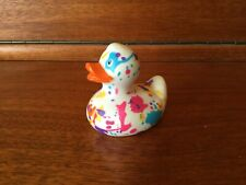 BUD Collectable MINI Rubber Duck - ARTY (2009)