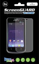 Glänzende Displayschutzfolie für ZTE Handys