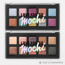 "2 NYX Love You So Mochi Eyeshadow Palette - LYSMSP ""Full Set"" *Joy's cosmetics*"