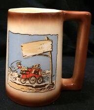 Vintage Ceramic Mug Jist Hitched