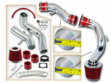 BCP RED Cold Air Intake Racing System + Filter For 02-06 Sentra 2.5L L4