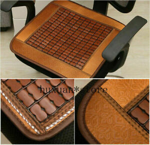 2019 Newly Listed Summer Mahjong Seat Mat Cool Mat for Car Chair Bamboo Mat Gift