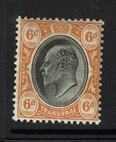 Transvaal SG# 266, Mint Hinged, Hinge Remnant - Lot 031017