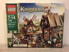 New LEGO Kingdoms Mill Village Raid # 7189