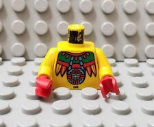 LEGO Yellow Adventures Achu Minifigure Torso Body Part