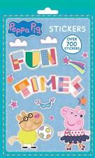 Pack of 700 Peppa Pig Stickers - Kids Fun Activities Party Bag Filler