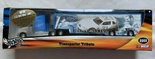 2002 Hot Wheels Racing Transporter Tribute #21 Buddy Baker