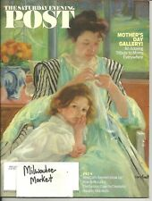 The Saturday Evening Post May June 2018 Mother's Day Free Fast SnH Best Deal !!