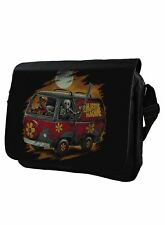 Horror Movie Murder Machine Scooby Inspired Laptop Bag Messenger Bag Schoolbag