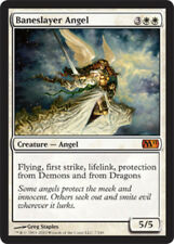 1x Baneslayer Angel Light Play, English Magic 2011 MTG Magic