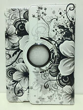 Leather 360 Degree Rotating Smart Stand Case Cover For Various APPLE iPad Models