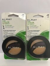 2x Almay Intense i-color party brights #140 for GREEN eyes