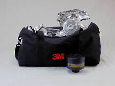 3M FR-57 NIOSH US MILITARY SPEC GAS MASK FILTER + FACTORY SEALED + EXPIRED DATE