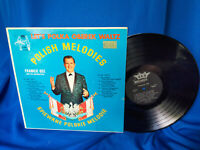 Frankie Gee and His Orchestra LP Polish Melodies Rex 696 Rare Polka