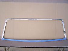 MOPAR 64 65 B-BODY REAR WINDOW TRIM SET DODGE PLYMOUTH POLARA CORONET BELVEDERE