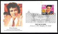 Elvis Presley First Day of Issue January 8, 1993 Memphis, TN 38IOI