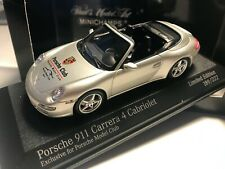 Minichamps 1:43 Porsche 911Cabrio - Porsche Model Club