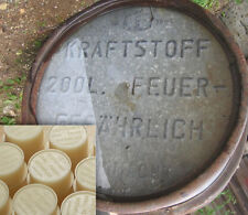 FPW Model german fuel drums (MAUSER markings) 1/72 scale WWII (FPW 72211)