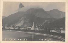 CPA AMERIQUE DU SUD BRESIL RIO DE JANEIRO BOTAFOGO
