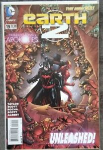 Earth 2 #19 (DC) (VAL-ZOD) (SUPERMAN) VF/NM 1st app of Val-Zod