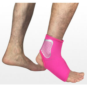 Men Sport Ankle Support Foot Brace Guard Basketball Football Protective Gear