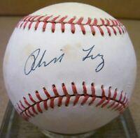 Phil Linz Signed AL Baseball - PSA DNA