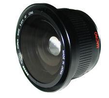 FishEye Fish eye Wide Angle Lens with Macro for Canon Rebel XSi XT XTi 18-55mm