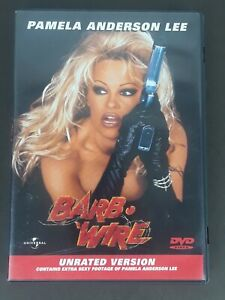 Barb Wire (DVD, 2002)