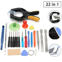 Mobile Cell Phone Screen Opening Repair Tools Kit Screwdriver Set Pry for iPhone